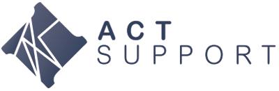 Act Support GmbH - Anbieter ästhetischer Desinfektionslösungen für Arztpraxen Logo